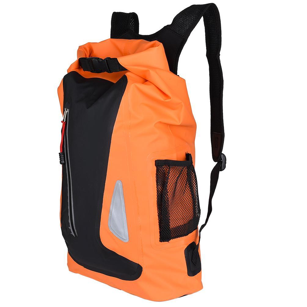 c8ea6d2e67 2019 RUNACC River Trekking Bags Waterproof Backpack Dry Bag Collapsible Floating  Backpacks Multi Functional Water Sports Backpack From Gqinglang