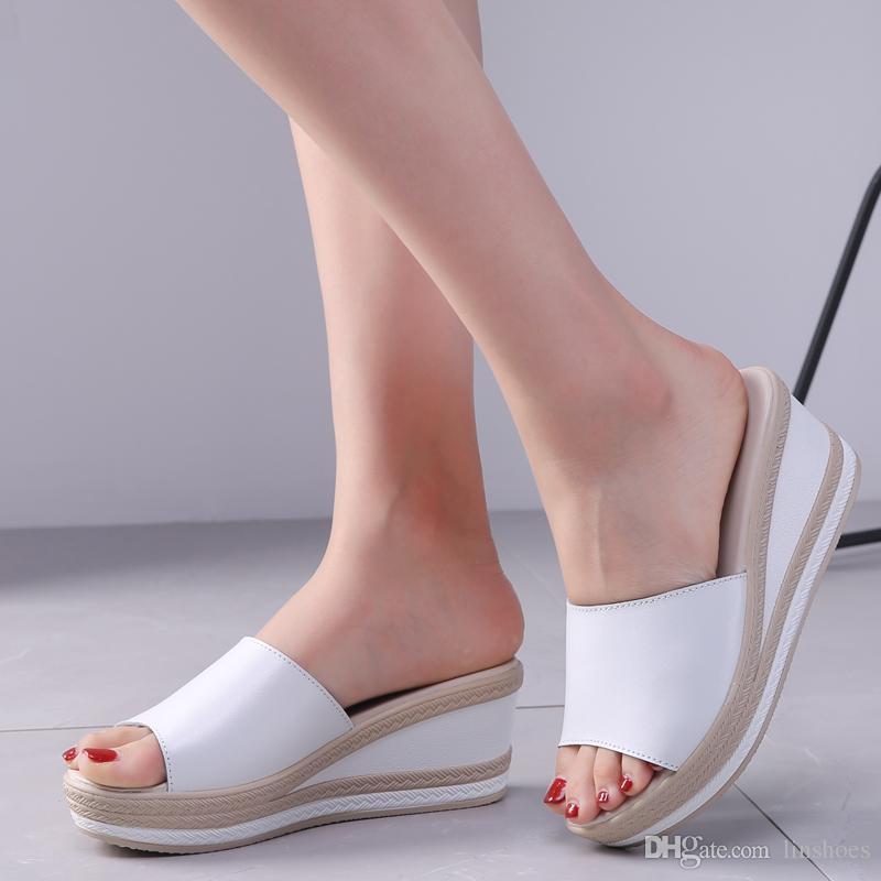 la mode des femmes fille des des fille sandales.cm d'épaisseur avec chunky talon pente 437fdf
