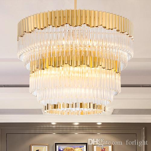 High end pendant lighting Mini Pendant New Design Postmodern Led Pendant Lamps Crystal Glass Chandeliers New Design Creative Luxury Highend Pendant Lights Villa Hotel Hall Aquaristme New Design Post Modern Led Pendant Lamps Crystal Glass Chandeliers
