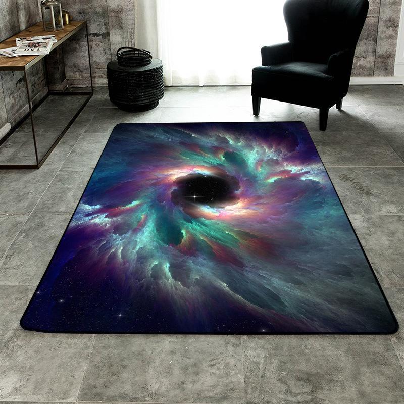 Großhandel Liu 3d Sternenhimmel Teppich Der Universum Teppich Für ...