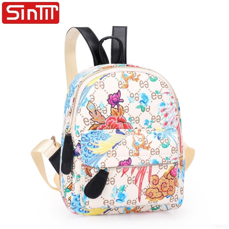 SINTIR 2018 Cute Women Backpack For Teenagers Girls Children Mini Back Pack  Kawaii Girls Kids Small Backpacks Feminine Packbag Boys Backpacks Hydration  ... 653742439a6c4