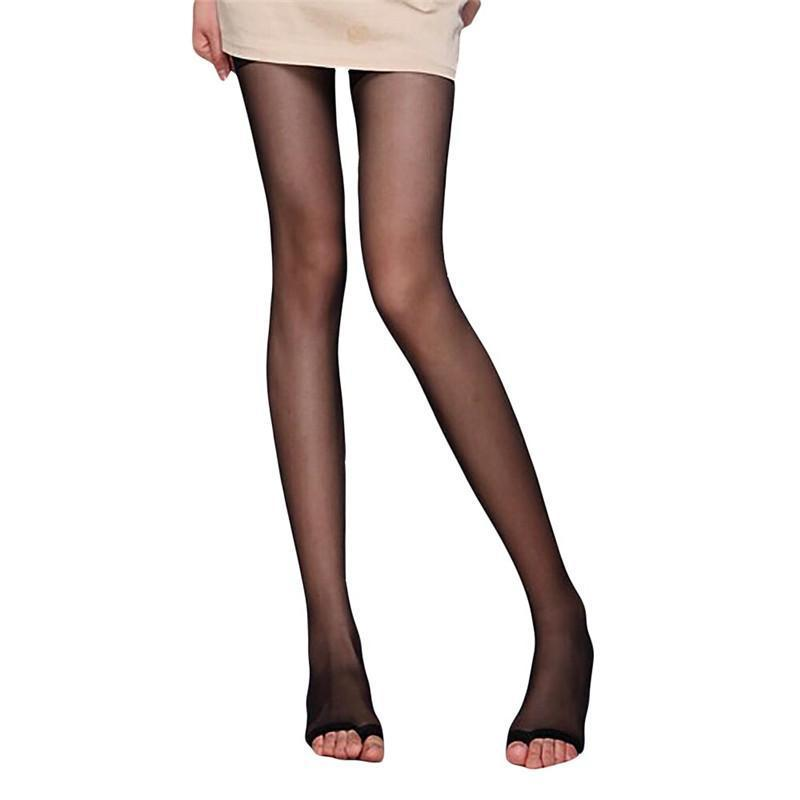 e21150029c0c4 2019 Fashion New Durable Amazing Sexy Lovely Women Open Toe Toeless Ultra  Thin Pantyhose Tights Black/Nude From Tallahassed9, $34.9 | DHgate.Com