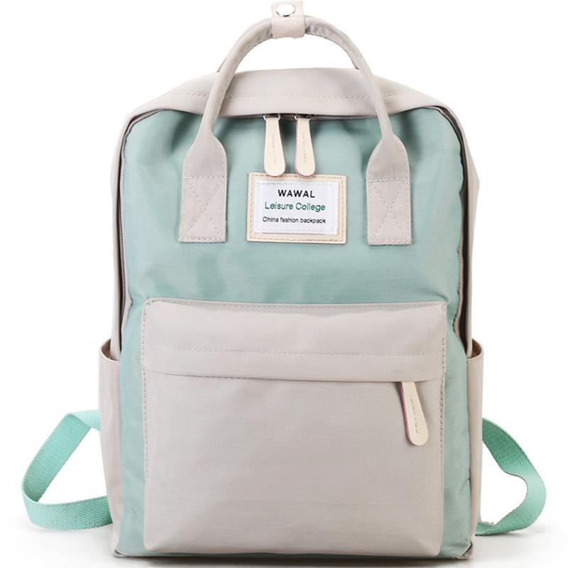 6091643cfc Brand Large Lady Fashion Waterproof Laptop Backpack Women School Backpacks  Girl Casual Schoolbag Female Mochila Multifunctional Hydration Backpack  Womens ...