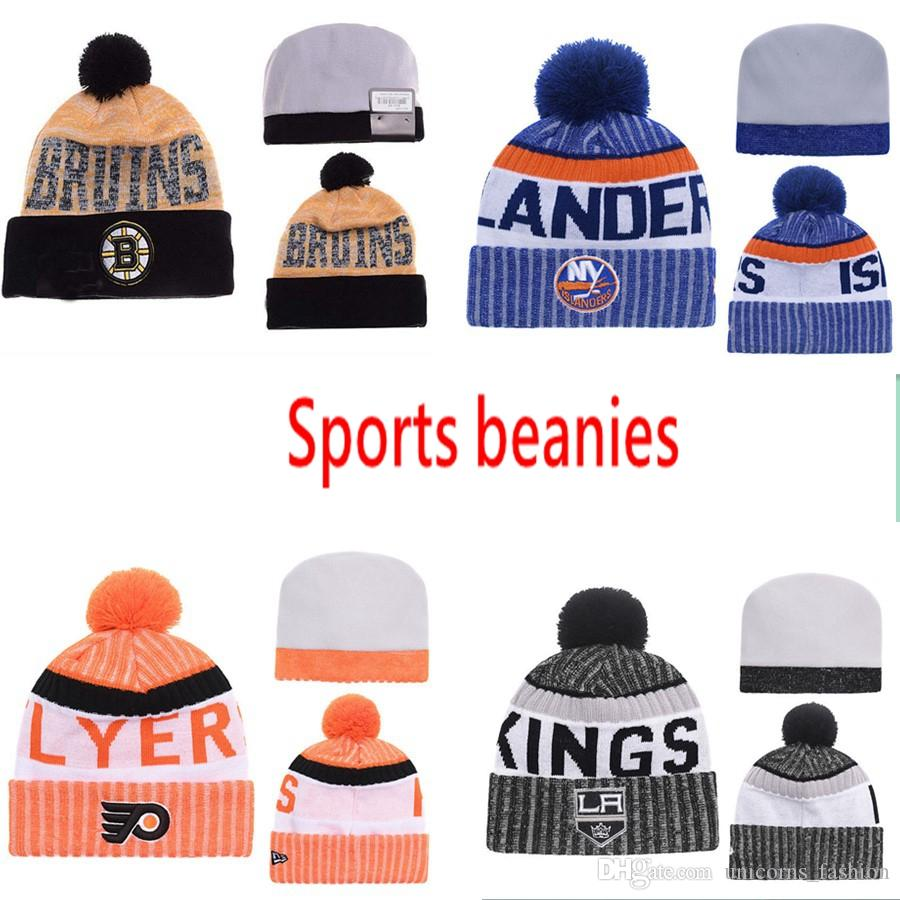 Beanies Hats American Teams Beanies Sports Winter Knit Caps Beanie Skullies  Knitted Hats Hot Cny815 Knit Hat Hats Crochet Hats Online with  10.46 Piece  on ... 028b4db8122