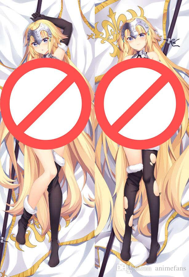 cirno s Store fate/grand order anime fgo Characters sexy girl jeanne d arc  fate/apocrypha body Pillowcase Dakimakura