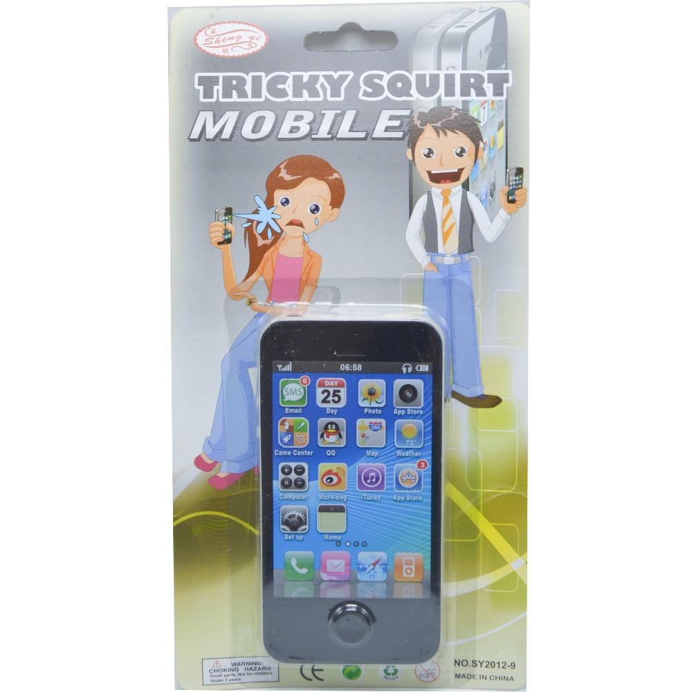 1PCS Squirt Phone Fake mobile phone Joke Prank Trick Toy Funny Gift for  Friends Squirt cellphone Water handset Tricky Toys