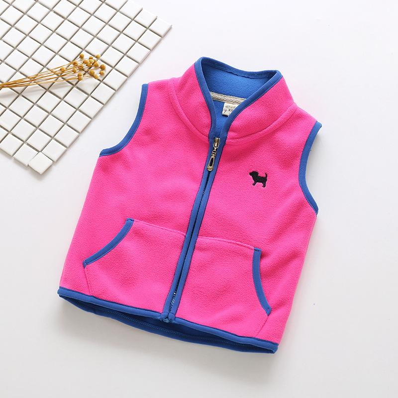 7add15cb828d Boutique Winter Children S Baby Kids Clothing Sweaters Vest Autumn ...