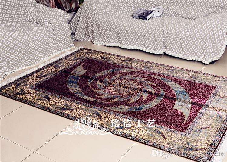 Grosshandel Mingxin Teppich 5x7 5 Fuss Orientalischen Seidenteppich