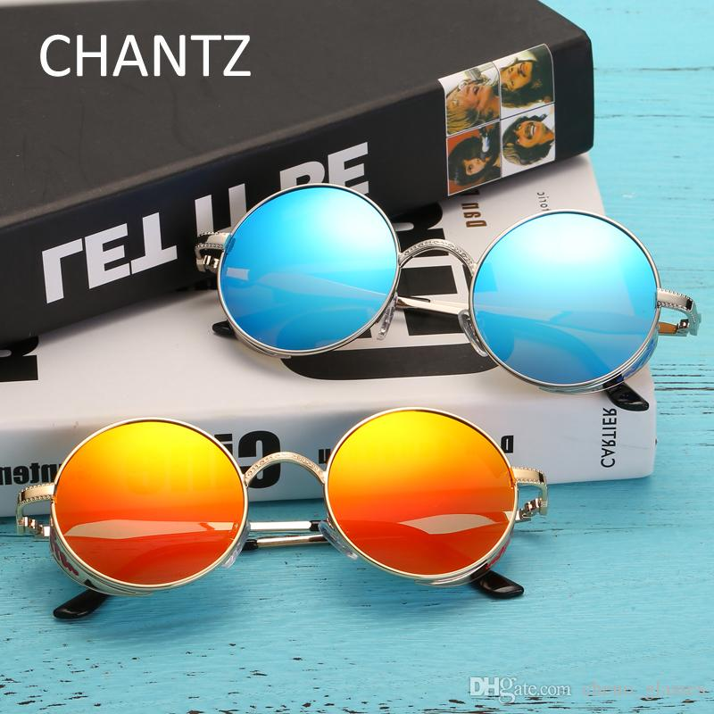 8bf1dfe871 Vintage Polarized Steampunk Sunglasses Women Polarisiert Sonnenbrille Brand  Goggles Driving Sun Glasses For Men Gafas De Sol Mirror Sunglasses Boots ...