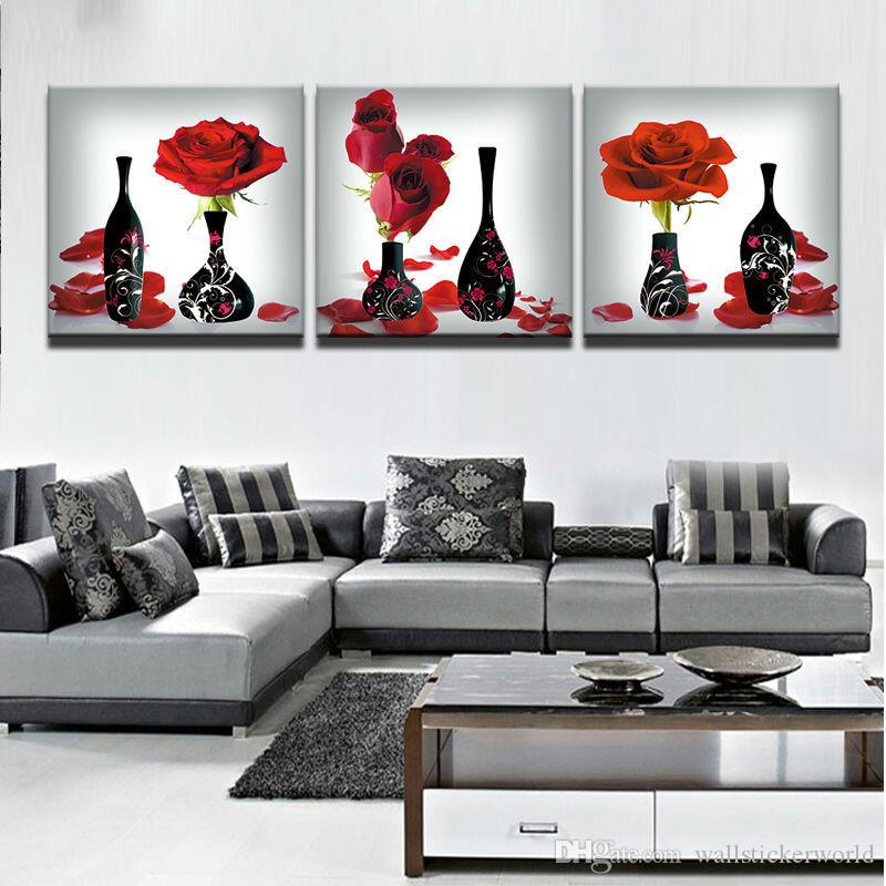 Tolle 3 Stück Gerahmte Kunst Set Fotos - Rahmen Ideen ...
