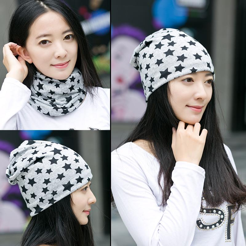 632a6081 2019 Fashion Brand 2018 Star Pattern Winter Hats For Lady Girls Keep Warm  Knitted Hat Skullies&Beanies Women Hat From Pekoe, $22.26   DHgate.Com