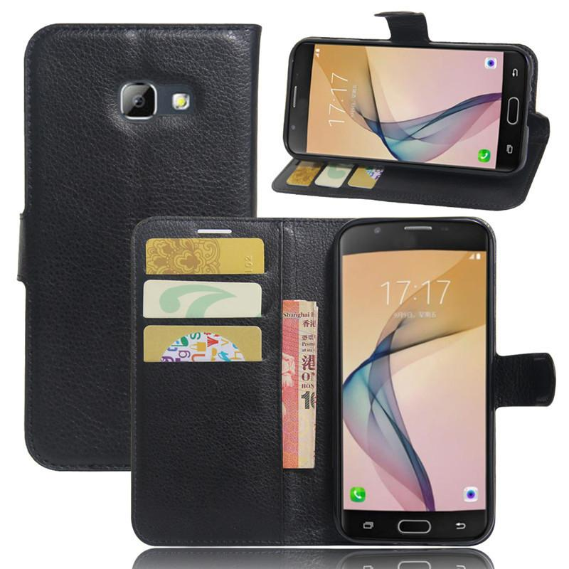 in stock 59c6b e83f8 For Samsung Galaxy A5 2017 Case 5.2inch PU Leather Back Cover Phone Case  For Samsung Galaxy A5 2017 A520 A520F Case Flip Bags