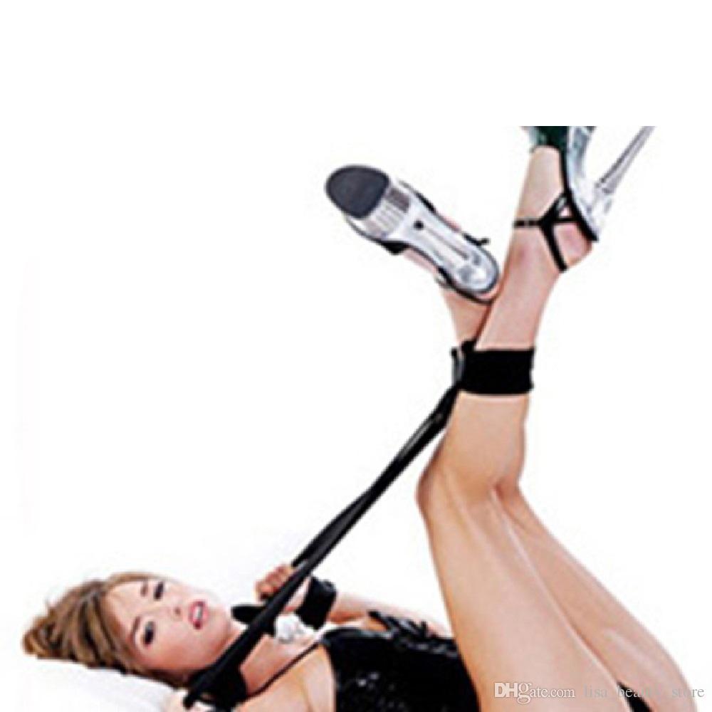 Offene Beine Erotische Positionierung Verband Seil Sex Möbel Machen Liebe Sex Schaukel Möbel Erwachsene Spiel Erotische Flirten Spielzeug für Paare