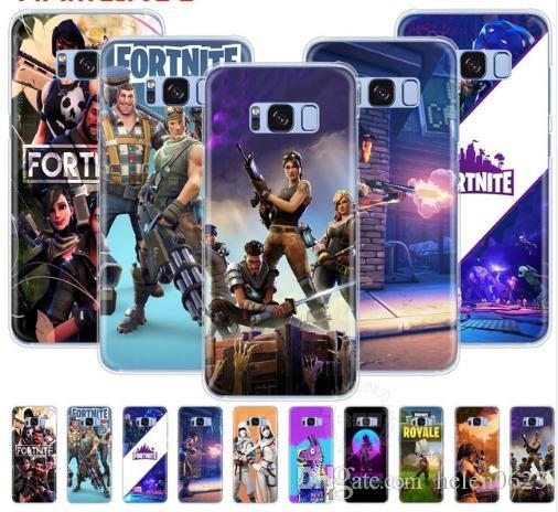 82f5fbd5e Fortnite Cell Phone Case Cover For Samsung Galaxy S10 S10 E S9 S8 Plus Note  8 9 Case For IPhone 6 6S 7 8 Plus X XS XR Max Phone Accessories Cell ...