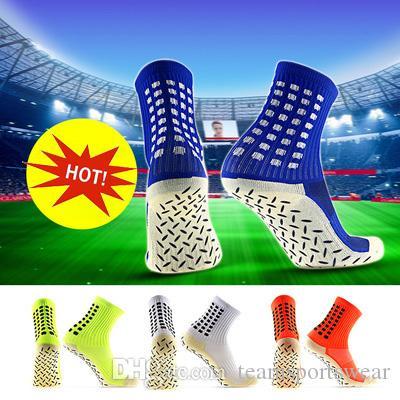 c411be01ca94 Anti-skid Anti Slip Football Socks TockSox Mid Calf Football Socks ...