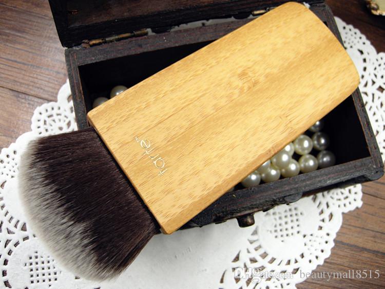 Ücretsiz Kargo Yeni Girdap Güç Kontur Bronzlaştırıcı Toz Makyaj Fırçalar Airbuki Sentetik Tek Fırça Pinceaux de Maquillage Stokta