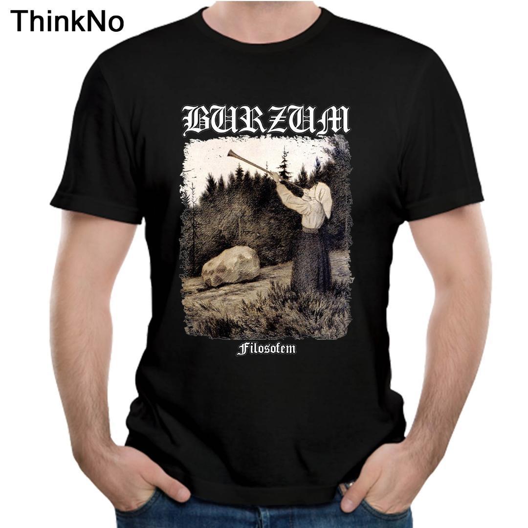 D'été Design Burzum Populaire Acheter Top Cover T Filosofem Shirt NOk0wXn8PZ