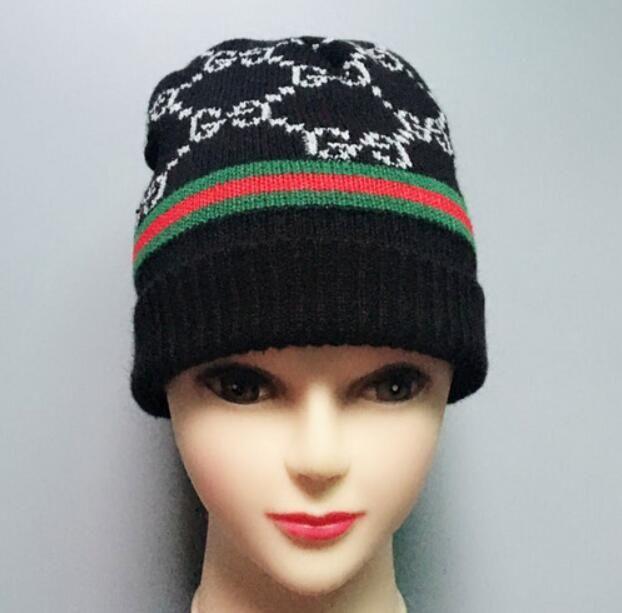 5e134866352e7 Autumn G Winter Hats For Women Men Luxury Brand Designer Fashion Beanies  Skullies Chapeu Caps Cotton Gorros Touca De Inverno Macka Cap Winter Hat  Hat Cap ...