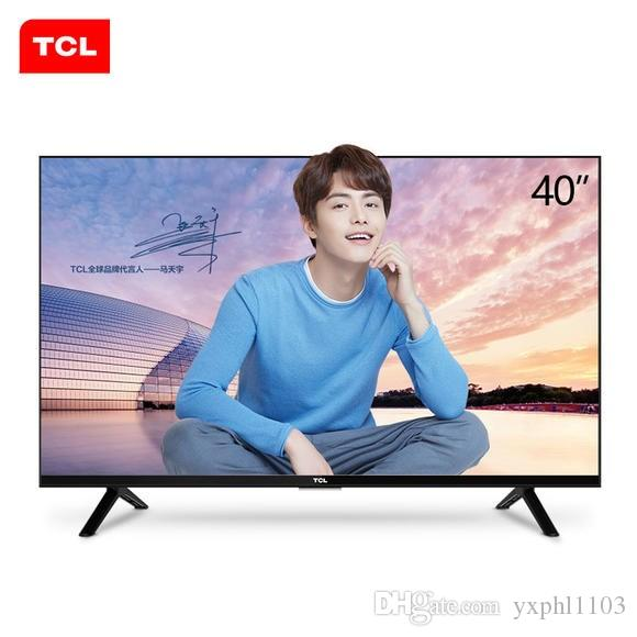 TCL 40 inch LED Blu ray LCD panel TV resolution 1920*1080 hot new product  Free Shipping !