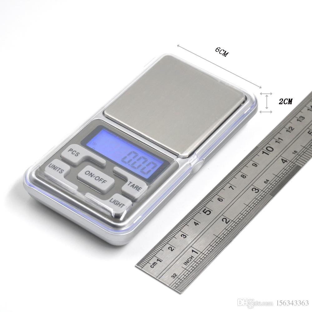 200g x 0.01g Mini Electronic CD Display Digital balance Diamond Jewelry Scale Balance Pocket Gram Scale Portable precision scale