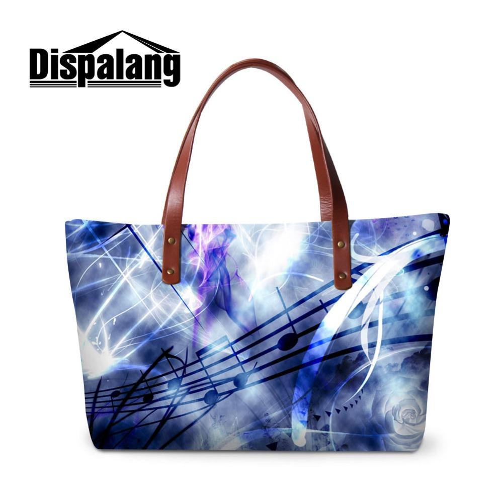 ef23c1e2bd8f Dispalang Zipper Shoulder Handbag For Women Printed Tote Bags Fancy Beach  Bag Wholesale Guangzhou Waterproof Top Handle Tote Jo Totes Discount  Handbags From ...