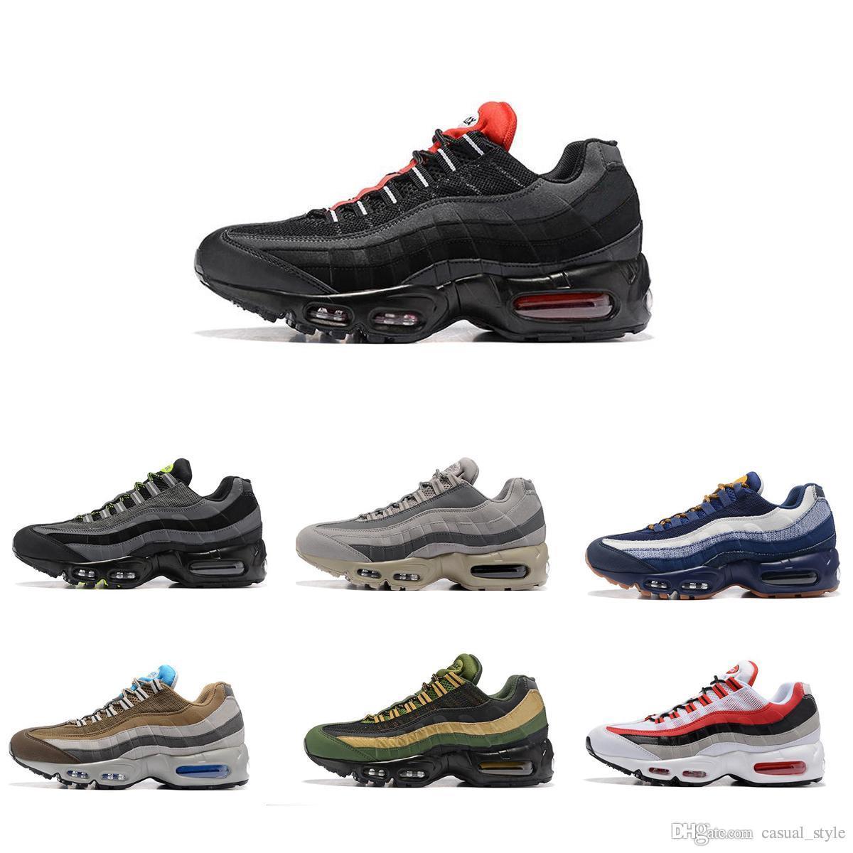 Acquista 2017 Nike Air Max 97 Og Undftd Airmax 97 Og Qs Uomini 95 Og