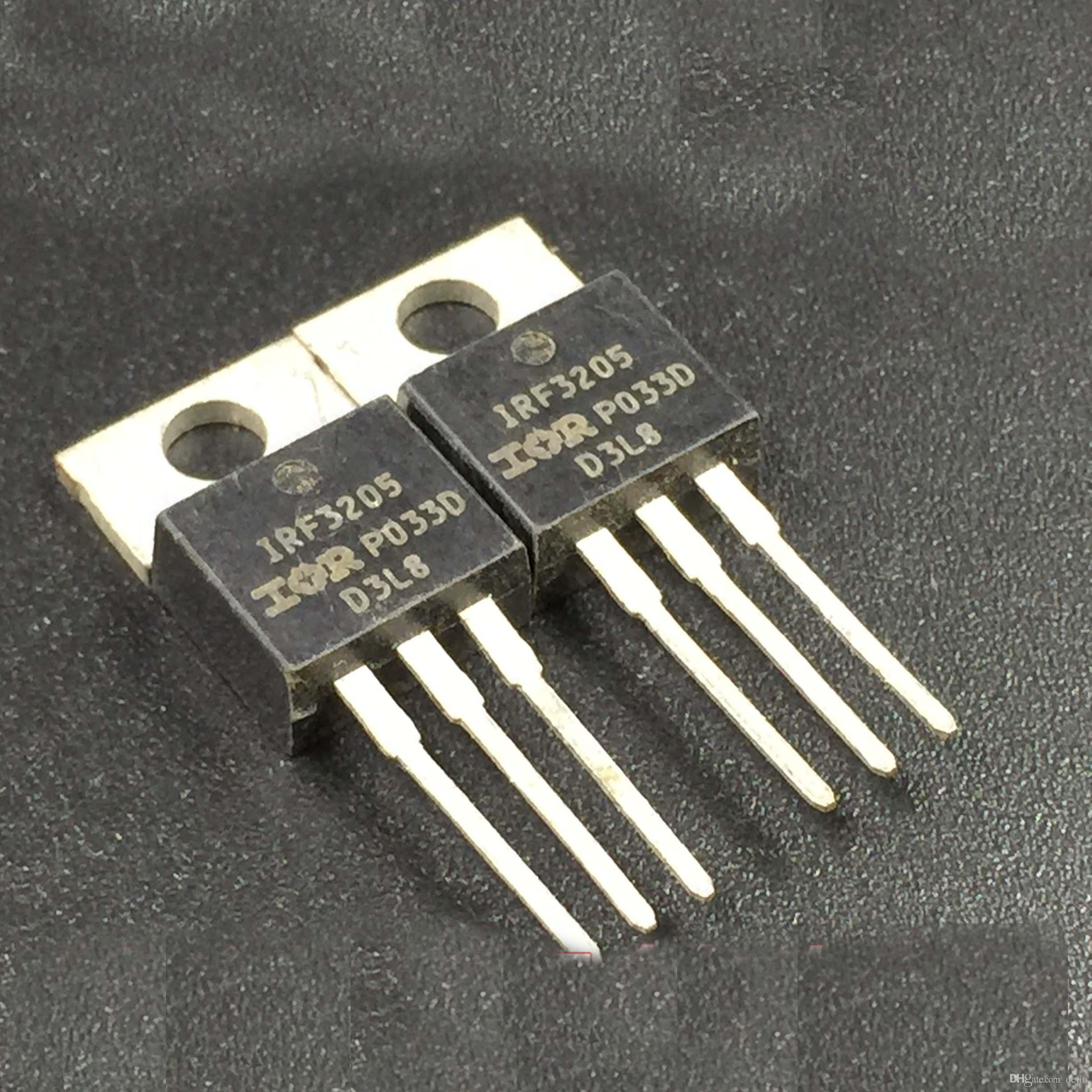 Irf3205pbf To220 Irf3205 To 220 Power Mosfet Used And Refurbished Gt30f124 30f124 But In Good Working Condition Online With 458 Piece On Dejins Store
