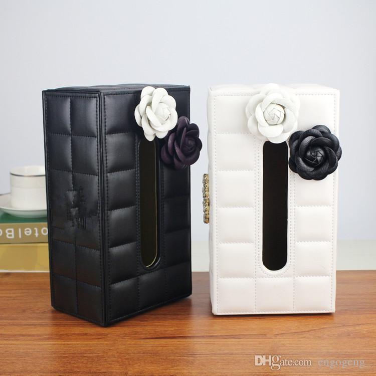 Мода стиль яркий сверлить текстура бумажной коробки полотенец 2020