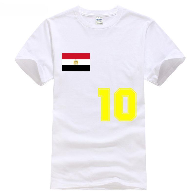 f8c3c61d39 Compre Camiseta De Manga Corta Con Estampado De Dibujos Animados Envío  Gratis 2018 País Jugador De Egipto Mr Futbolista MVP A  16.24 Del  Qz106152964 ...