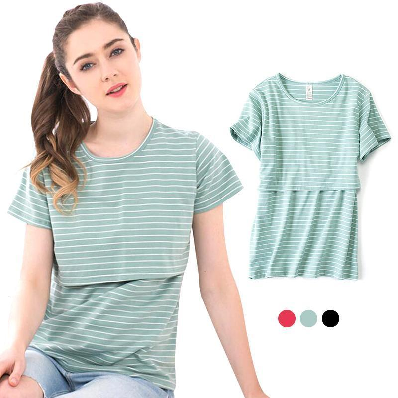 c2ea606db0bbb 2019 Breastfeeding Tops Nursing Maternity Clothes Pregnant Clothing  Maternity T Shirt Tee Clothes For Pregnant Women Pregnancy Wear From  Fragranter