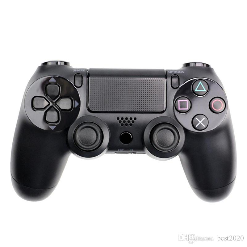 2018 HOT Sale Bluetooth Wireless PS4 Controller for PS4 Vibration Joystick Gamepad PS4 Game Controller for Sony Play Station With Packaging