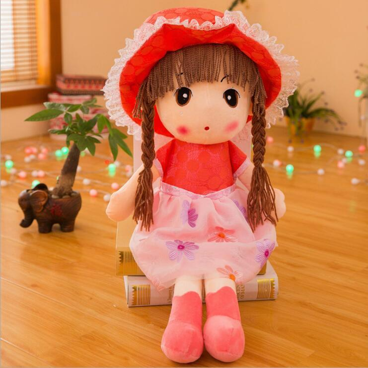 Wholesale-Hot Sale Super Cute Plush Toy Kawaii Kids Dream Mayfair Dolls Soft Valentine's Day Gift and Christmas Gift birthday present DHL