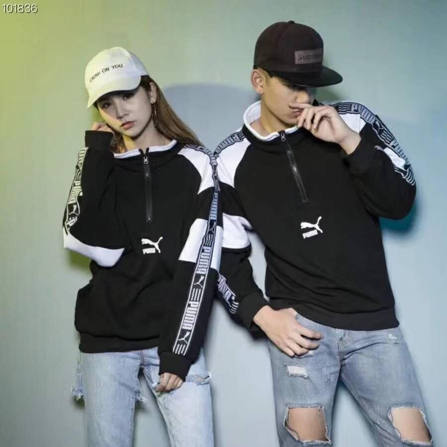 a48a1fa471df Acquista Stitching Abbigliamento Uomo E Donna Con La Stessa Sezione Del  Classico Logo Of Guardian Abbigliamento Fine Print Loose Shoulder Design A   28.78 ...