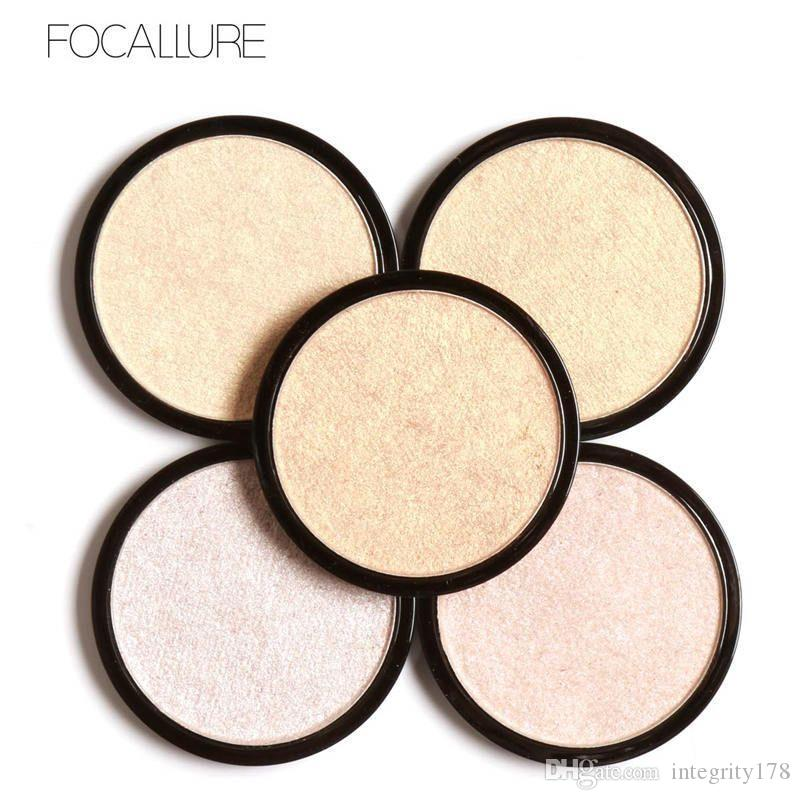 Beauty & Health Honesty Focallure New Arrivel 3 Colors Blush&highlighter Palette Face Matte Highlighter Powder Illuminated Blush Powder