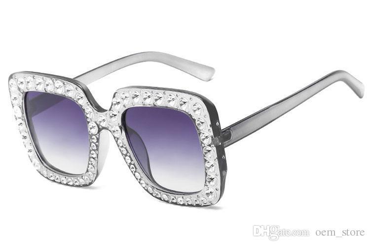 3778f43a50d New Sunglasses For Women Designer Sunglasses UV 400 Luxury Sunglass  Oversized Sunglases Woman Vintage Sunglasses Womens Sun Glasses Heart  Sunglasses Circle ...