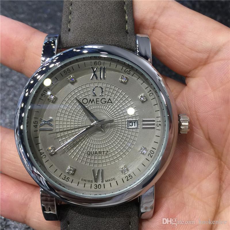 ab2f292ca6ad Compre Top Moda Correa De Silicona Relojes De Cuarzo Relojes De Cuero Para  Hombres Reloj Deportivo Cuadrado Vida Empresarial Reloj Impermeable Para  Hombres ...