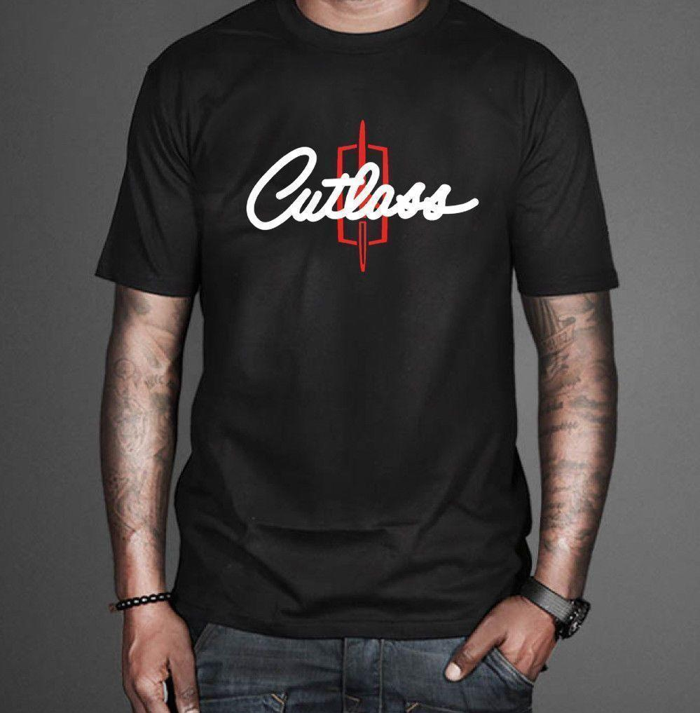 f3597880 New Cutlass Oldsmobile T Shirt Racinger Logo Fashion Men And Woman T Shirt  Summer Fashion T Shirt With A T Shirt On It Best Deal On T Shirts From  Linnan0010 ...