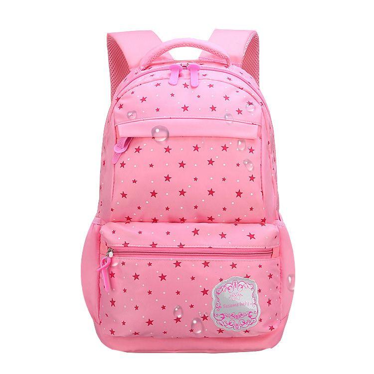 c63c375f8a School Bags For Teenage Girls Junior Waterproof School Backpack Orthopedic  Primary Schoolbag Student Book Bag Children Backpacks Jansport Toddler  Backpack ...