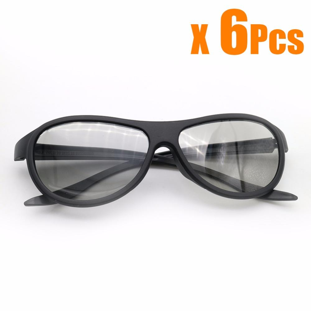 743cfa59c266e Replacement AG F310 3D Glasses Polarized Passive Glasses For LG TCL Samsung  SONY Konka Reald 3D Cinema TV Computer 3d Glasses Types Polarized 3d  Glasses ...