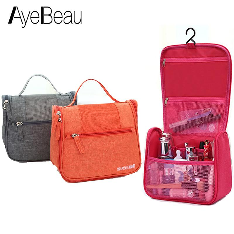 70d39d2cd3f Vanity Women Men Toilet Toiletry Kit Cosmetic Makeup Make Up Bag Case For  Travel Organizer Pouch Female Big Beauty Large Neceser Acrylic Makeup  Organizer ...
