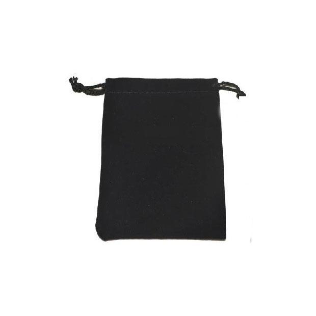 10*12cm black velvet bag for jewelry pouch gift bag package with drawstring bag wedding/necklace diy women Flannel Display