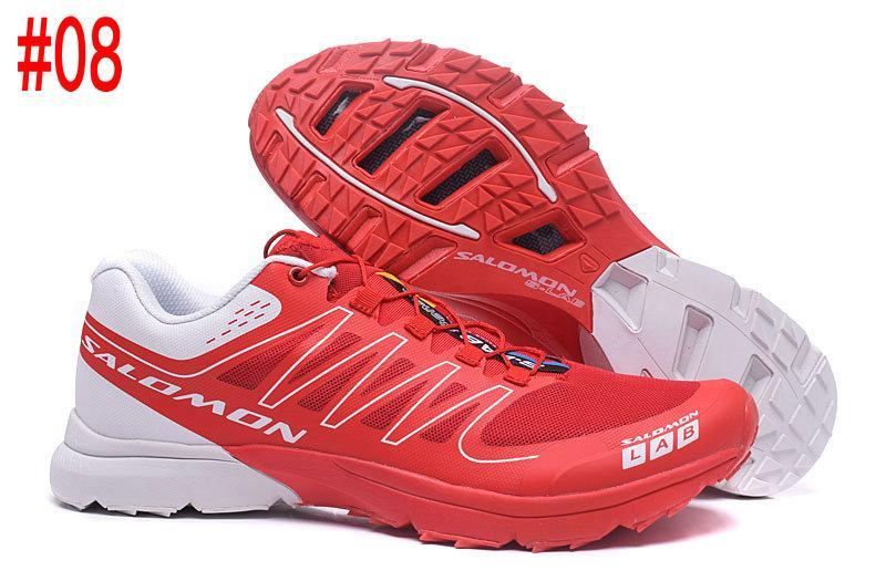 2018 Salomon S-Lab Sense M zapatillas de deporte con descuento La mejor calidad de los zapatos para hombre Venta caliente Moda Atlético Deportes corrientes Zapatos de senderismo