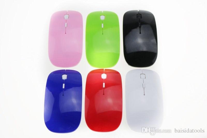 Acheter souris sans fil directe dusine pour apple usb bureau neutre