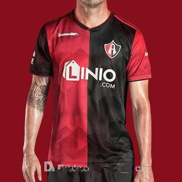 9a9b0b6ac 2019 Newest 18 19 Atlas FC Home Soccer Jersey Atlas FC Football Shirts  Rugby Jerseys J.BARRAZA L.CABALLERO 2018 2019 Atlas Football From  Sport jerseys