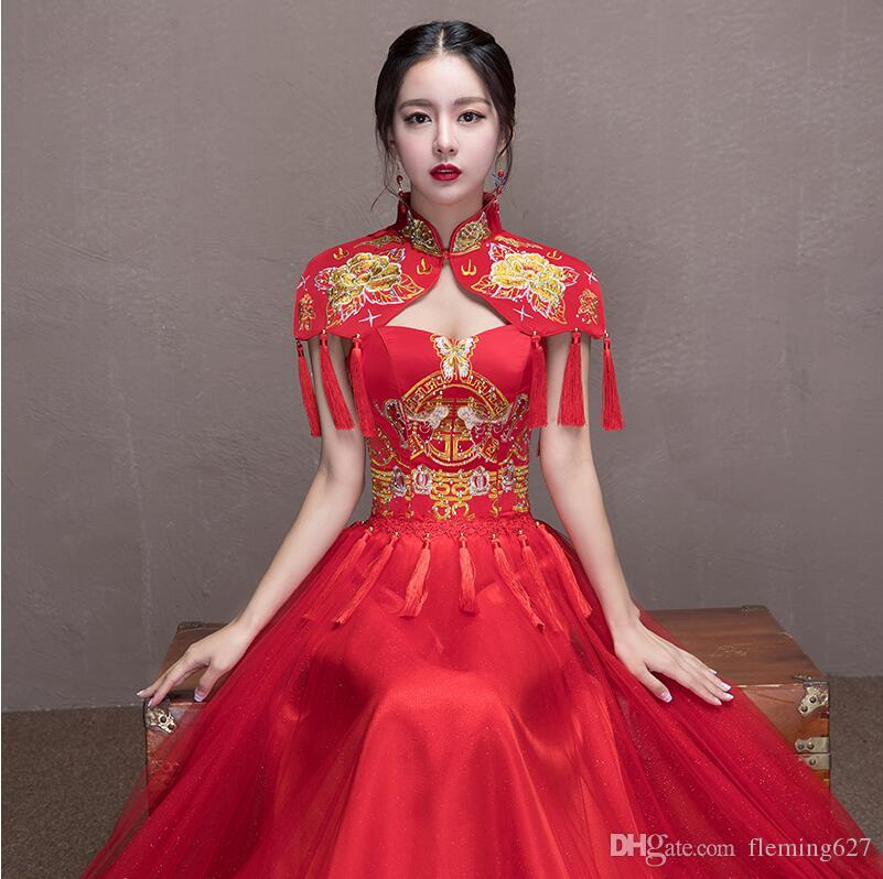 Wedding Gowns From China: 2019 Shanghai Story Traditional Chinese Wedding Dress