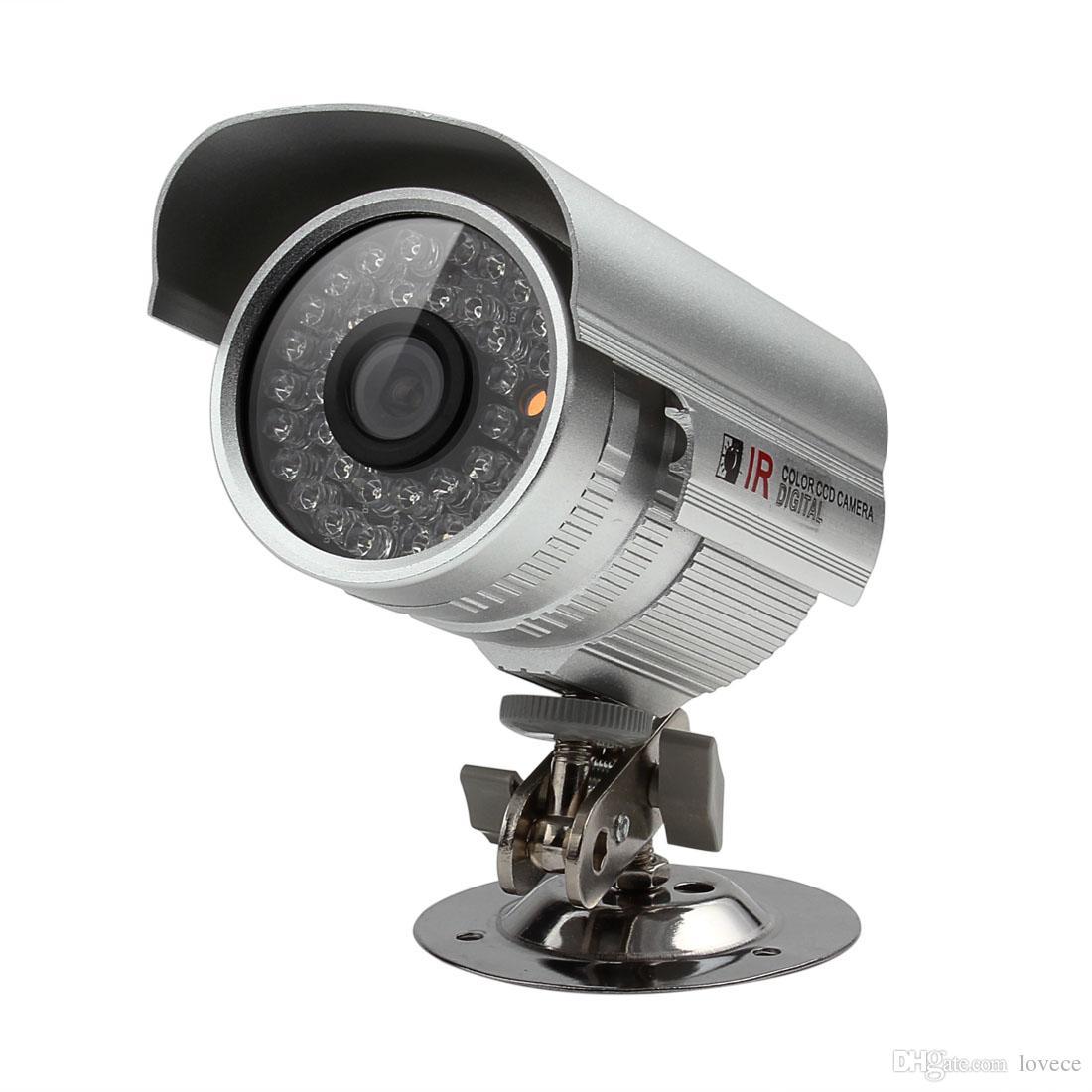 1300TVL 1/3 CMOS CCTV Surveillance Home Security Waterproof Outdoor 6mm Len Day & Night 36 IR LEDs Camera CCT_158