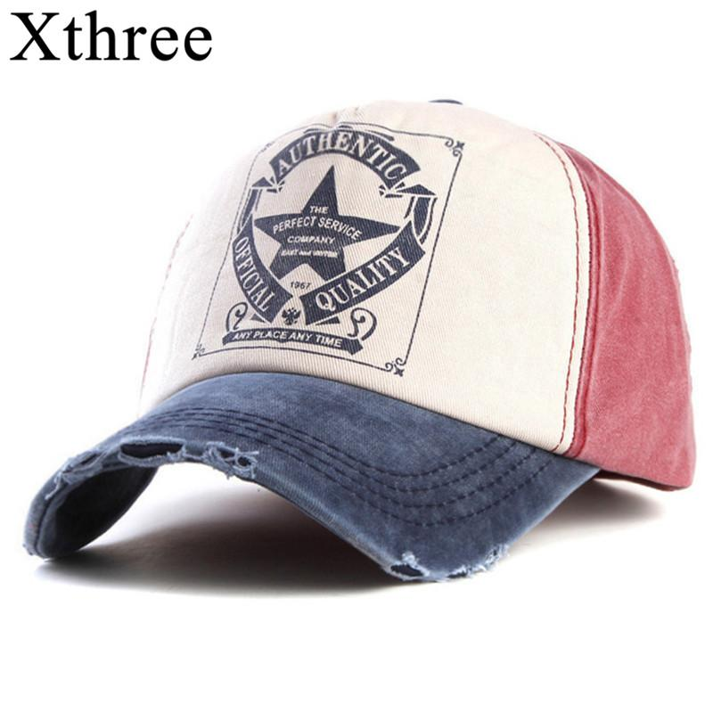 Xthree Retro Baseball Cap Women Fitted Cap Snapback Hats For Men Hip Hop  Casual Cheap Hats Casquette Gorras Bone Baseball Caps For Women Caps Hats  From ... 97f90680079