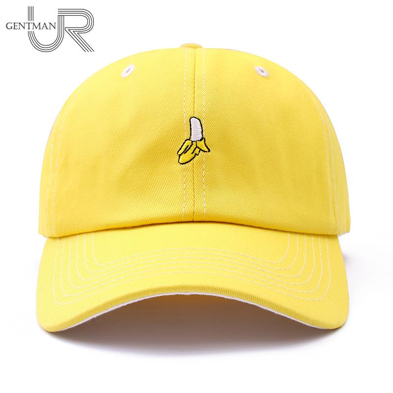 39fc362f1dd High Quality Cotton Fruit Embroidery Snapback Cap Avocado Banana Grape  Peach Baseball Cap For Men Women Hip Hop Dad Hat Gifts Millinery Richardson  Hats From ...