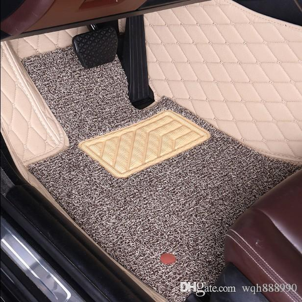Customized Car Floor Mat Specially For Chevrolet Tahoe Suburban