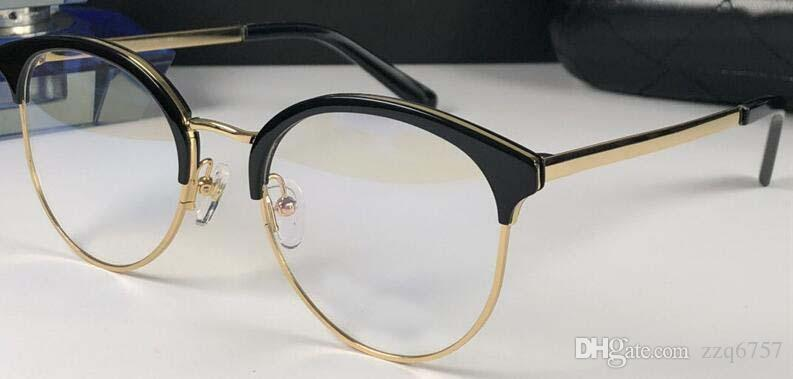 8082d5c28 Compre Clássico Mulheres Estilo Simples Óculos Ópticos Cat Eye Design  Quadro Lente Transparente Moda Popular Óculos Claros 3387 De Zzq6757, ...